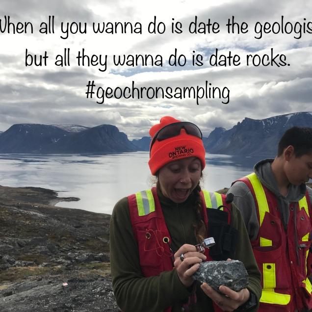 The amazing geology meme we made!